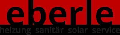 Eberle Donaueschingen - Heizung Sanitär Solar Service Logo